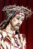 Cristo coronado de espinas