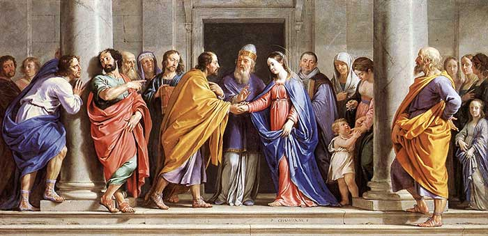El matrimonio es una institución de orden natural elevada a lo sobrenatural por el sacramento.