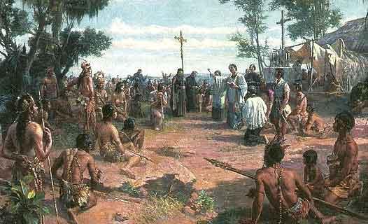 Los misioneros, junto con la fe, trajeron la civilización