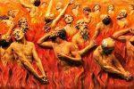 Los tormentos del purgatorio