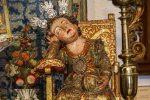El niño Jesús durmiendo