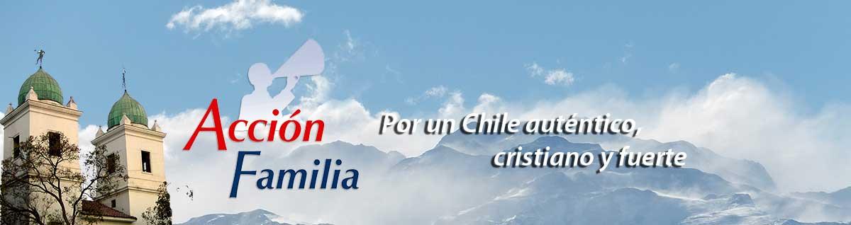 Acción Familia - Por un Chile auténtico, cristiano y fuerte