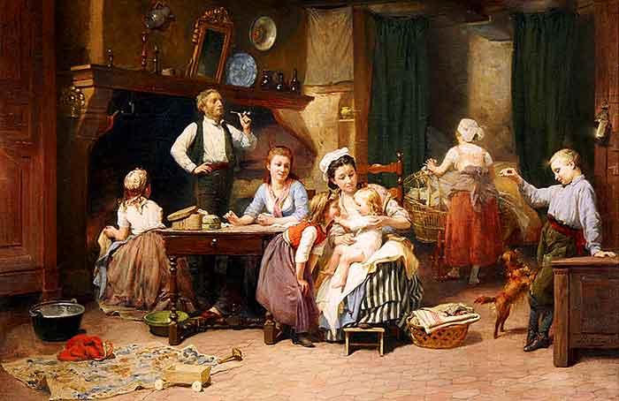 La familia tradicional, base de una sociedad sana