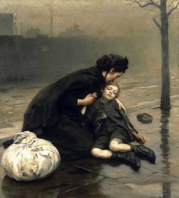 Extremos del amor materno