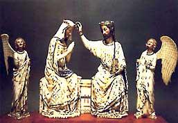 Coronación Virgen