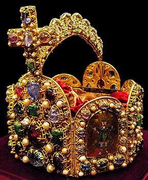 Corona imperial de Carlomagno