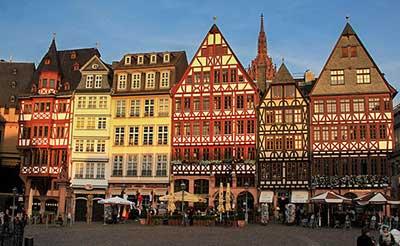 El Rohmer en Frankfurt