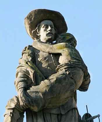 Don Miguel de Mañara es un ejemplo, entre muchos, de iniciativas de nobles en favor de la sociedad