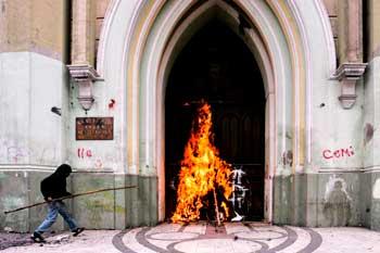 El odio a la verdad se ha manifestado en Chile