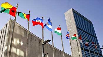 La ONU es un primer ensayo de gobierno mundial fundiendo todas las razas y pueblos