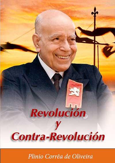 Portada del libro Revolución y Contra-revolución