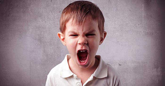 nunca prohibir, jamás decir no a los impulsos de los hijos los prepara para una vida desgraciada