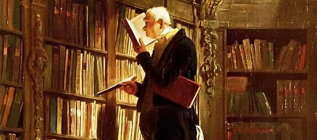 Hay gente que llega a considerar la cultura como mera resultante de la cantidad de libros leídos. Error evidente