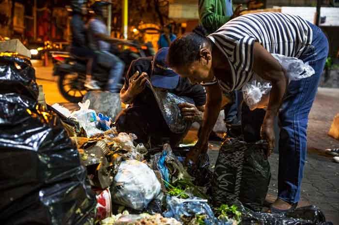 El colapso vergonzoso de Venezuela