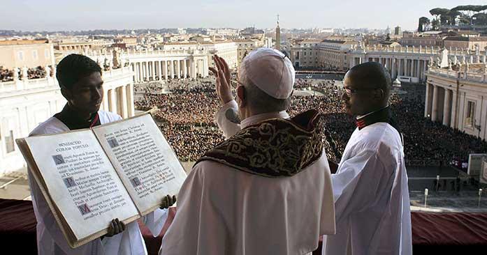 """El Papa Francisco pide  """"concordia"""" en Venezuela y que Nicaragua llegue finalmente a la """"reconciliación"""""""