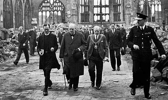 Churchill fue sin duda como la campana mayor de un carillón para Inglaterra