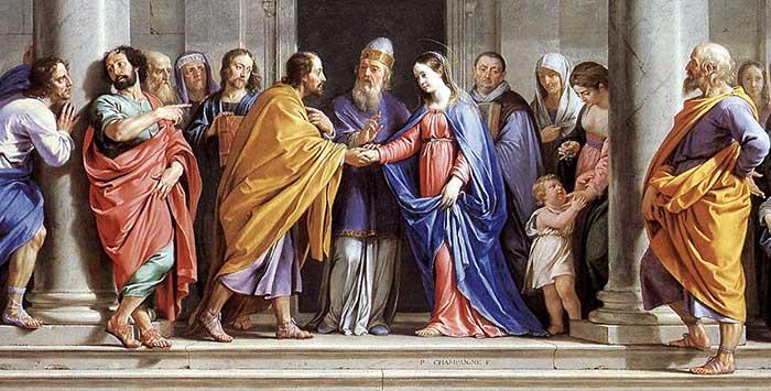 María, José, y por tanto Jesús, nacieron de estirpe real