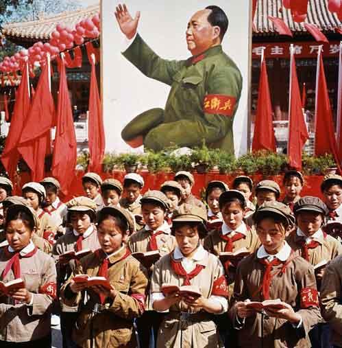 El comunismo trata de eliminar todas las desigualdades