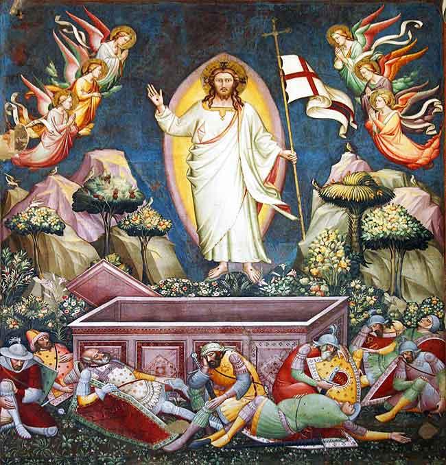 Nuestro Señor Jesucristo resucita por su propio poder
