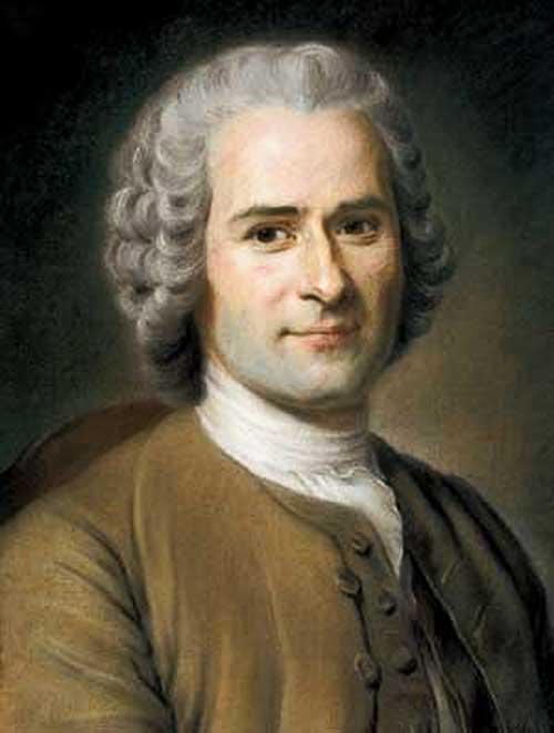 Rousseau el utopista que creó el mito del buen salvaje