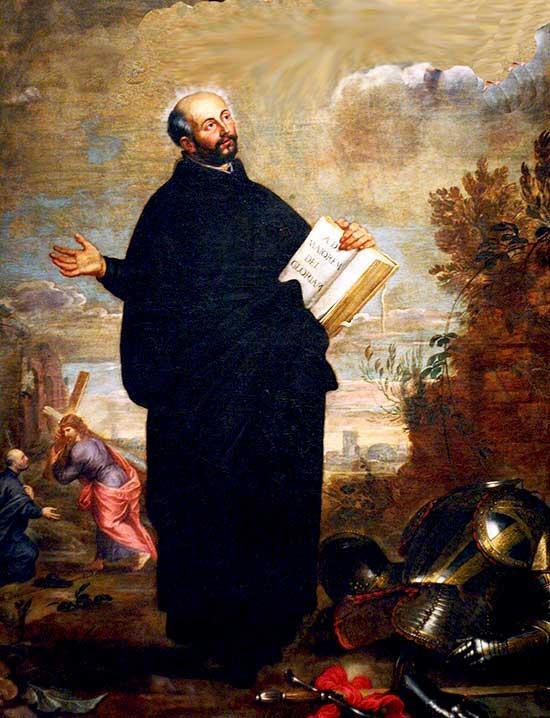 San Ignacio de Loyola de capitán a fundador de una Compañía: la de Jesús