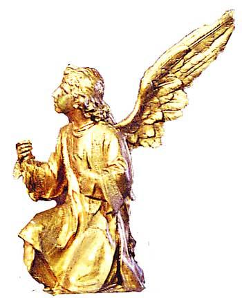 El angel de la admiración