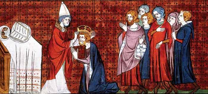 Entonces el Sacerdocio y el Imperio estaban ligados entre sí por una feliz concordia y por la permuta amistosa de buenos oficios