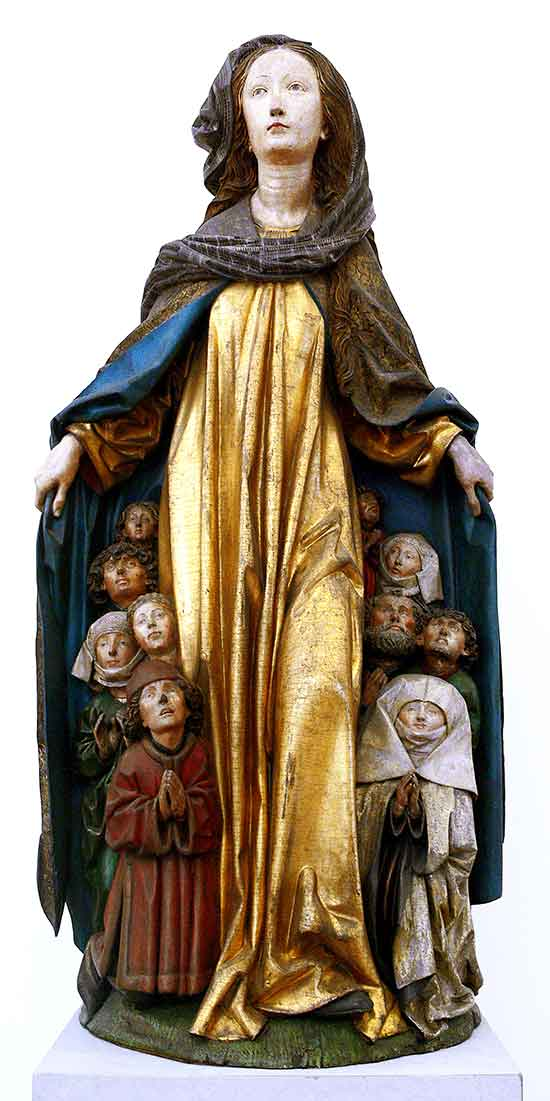 María dispone de todas las gracias obtenidas por la Redención de Jesucristo