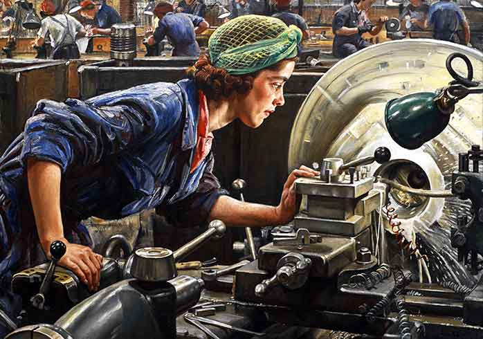 Trabajos que brutalizan a la mujer