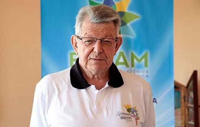 Mons. Erwin Kräutler, director de la Red Eclesial Panamazónica  (Repam)