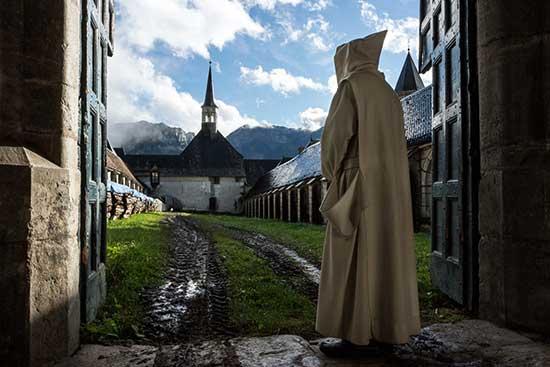 Los monjes construyeron una Civilización cristiana