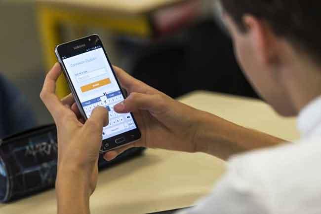 El smartphone a robado la intimidad y a calma a las personas