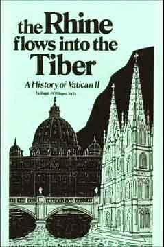 el Rin fluye hacia el Tiber