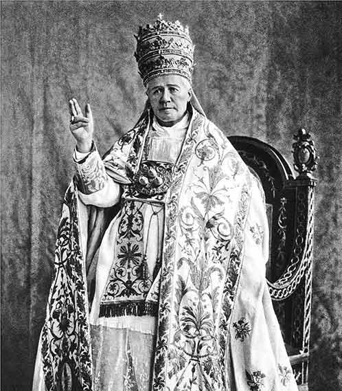 San Pío X combatió especialmente la secta modernista infiltrada en la Iglesia