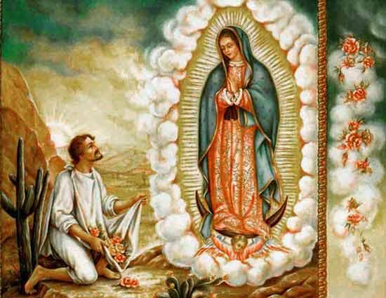 La cortesía en el diálogo entre la Virgen y el indio Juan Diego