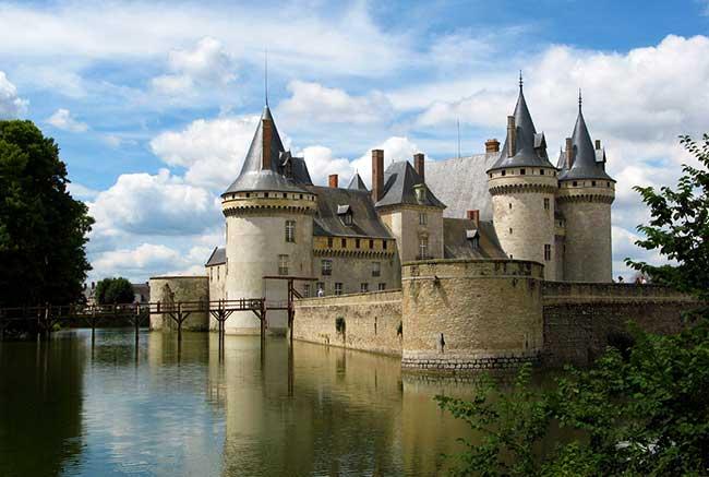 Castillo del Valle del Loira, Francia