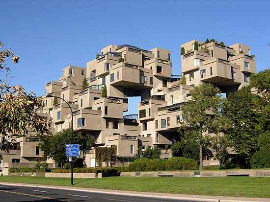 La fealdad de la arquitectura moderna