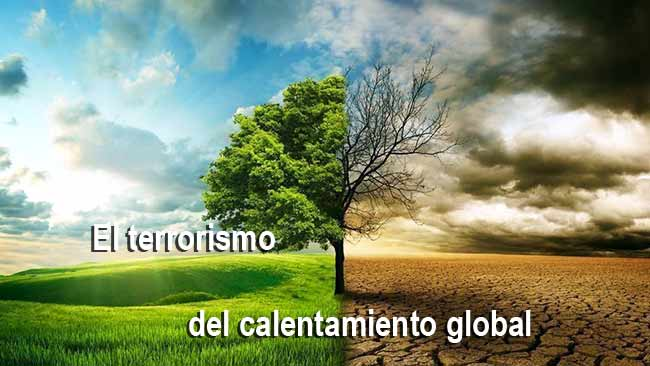 La histeria del calentamiento global