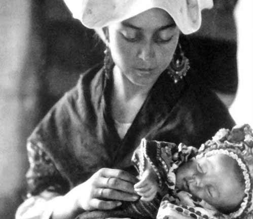 La sublimidad del amor materno