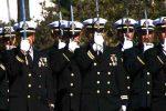 Oficiales chilenos