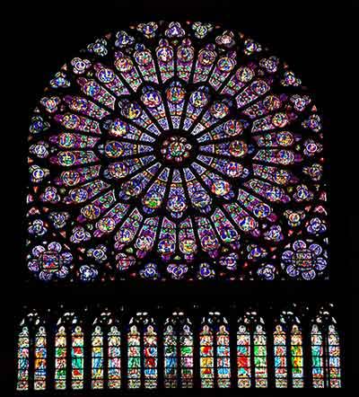 Rosácea norte Notre Dame
