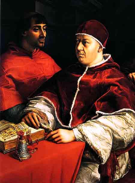 El Papa León X y el protestantismo