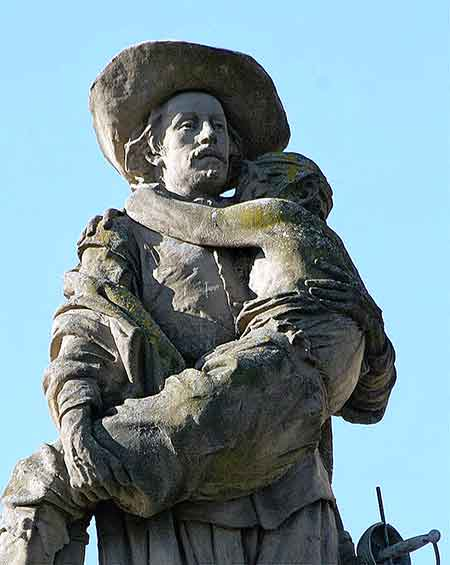 El venerable Miguel de Mañara