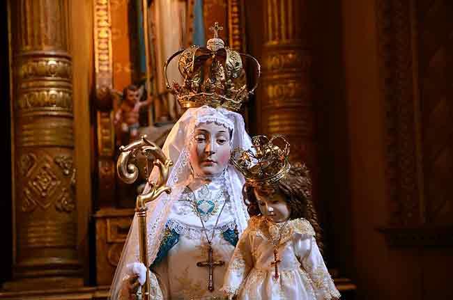 Virgen del Buen Suceso, Quito