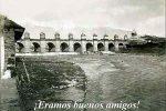 Puente de Cal y Canto en Santiago
