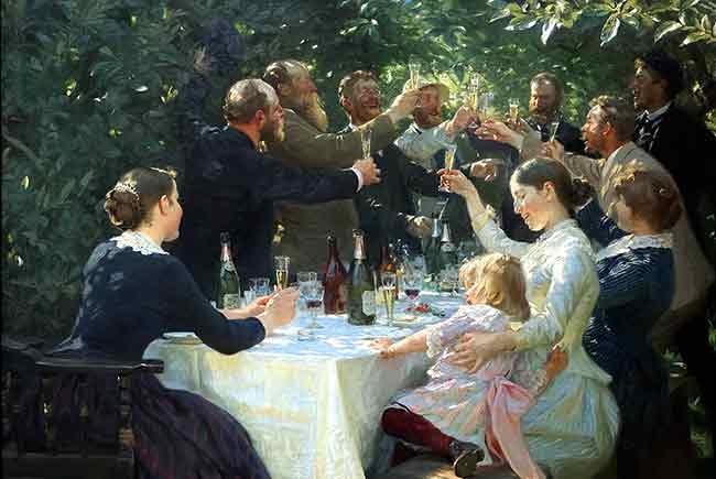 Salud y felicidad de la familia