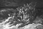 La barca de Pedro en la tormenta