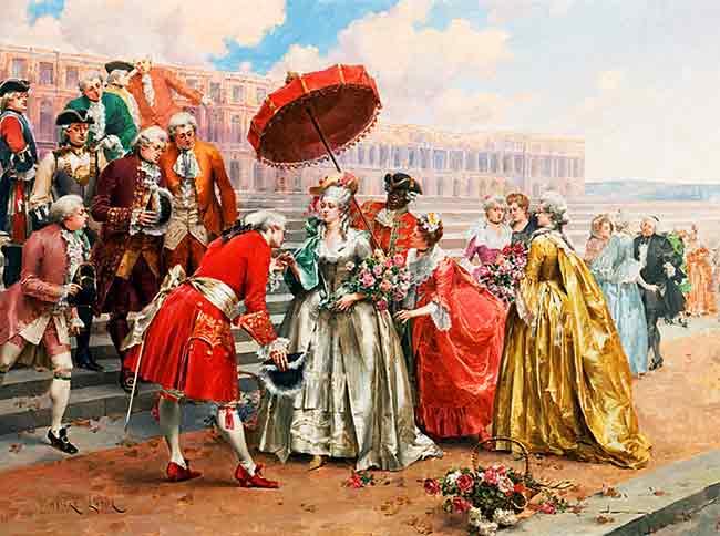 El trato de la mujer en la Civilización cristiana