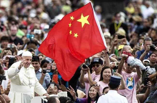 El Papa Francisco y los acuerdos con Pekín
