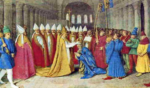 Carlomagno, Arquetipo del Emperador Cristiano